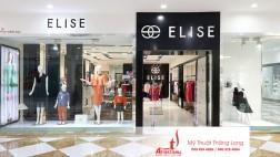 Làm biển quảng cáo shop thời trang, mỹ phẩm, gian hàng tiện ích