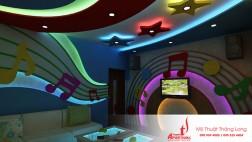 Thiết kế, thi công nội thất karaoke, nhà hàng
