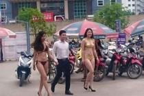 """Trần Anh sẽ bị rà soát hoạt động quảng cáo sau """"sự cố bikini"""""""