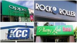 Làm biển quảng cáo chữ nổi giá rẻ nhất Hà Nội
