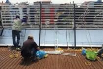 Bảo hành và sửa chữa biển quảng cáo do Mỹ Thuật Thăng Long lắp đặt