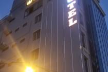 Lắp đặt hệ thống biển led trang trí Cung Phúc Hotel